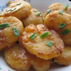 简易土豆饼的做法