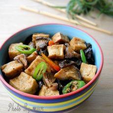 家常红烧豆腐的做法