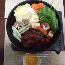日式牛肉火锅的做法