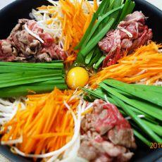 韩式牛肉锅的做法