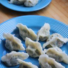 三鲜水煮饺