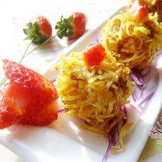 水果沙拉绣球