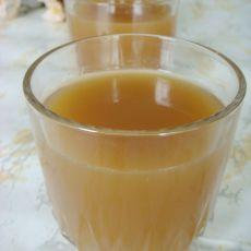 水果胡萝卜汁