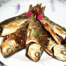 烤箱烤鱼的做法