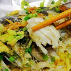 川味烤鱼的做法