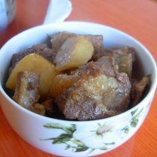 高压锅炖土豆排骨的做法