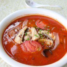 番茄水煮鱼的做法