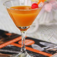 柳橙胡萝卜汁的做法步骤