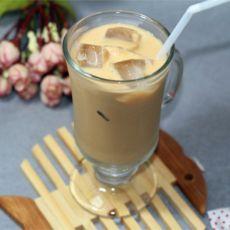 焦糖香草奶茶的做法