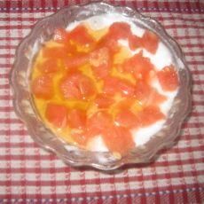 西瓜饼干酸奶的做法