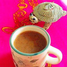 火龙果红糖茶的做法