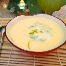 豆浆鸡蛋羹的做法