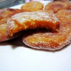 香甜南瓜饼的做法