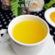 蜂蜜金桔茶
