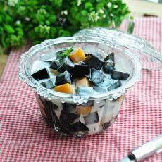 酸奶龟苓膏的做法