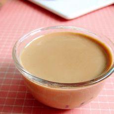 红豆奶茶的做法