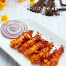 回锅香辣虾的做法
