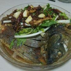 微波炉版烤鱼的做法