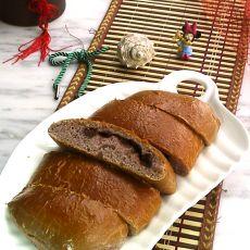 红酒葡萄干面包的做法