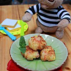脆皮土豆煎饼