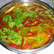 水煮鱼火锅的做法