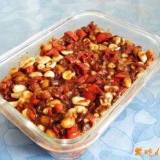 黄豆辣椒酱的做法