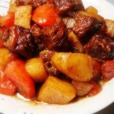 红烧牛肉的做法