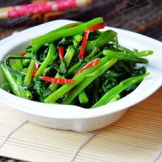椒丝腐乳空心菜