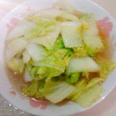 【家常素炒菜】醋溜大白菜的做法