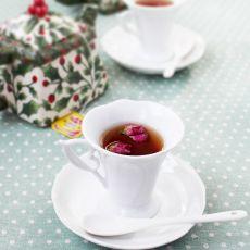 金桔玫瑰红茶