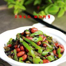 豆豉辣椒的做法