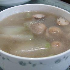 猴头菇冬瓜汤的做法