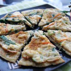 金针菇豆腐饼的做法