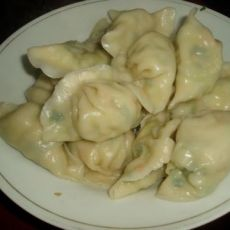包菜水饺的做法