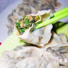 荠菜猪肉水饺