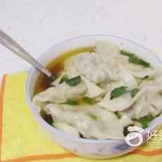 三鲜猪肉水饺的做法