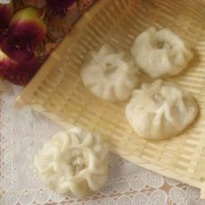 香菇菜肉包的做法