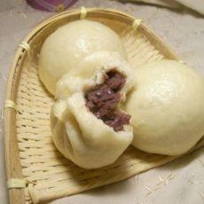豆沙包的做法