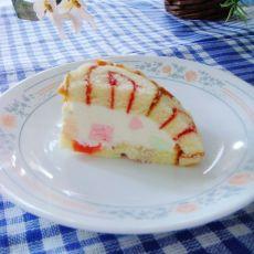 冰淇淋蛋糕的做法