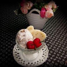 牛奶红豆雪糕