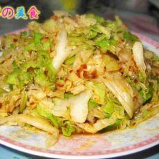 凉拌卷心菜