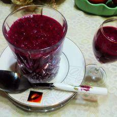 火龙果汁的做法