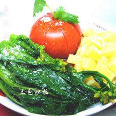 甩掉西式沙拉的致胖陷井-----蔬菜沙拉