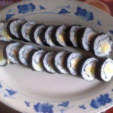 简易寿司的做法