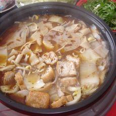 DIY牛肉火锅的做法