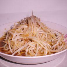 素炒长豆芽的做法