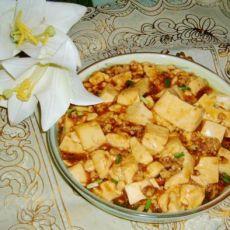 肉末红烧豆腐的做法