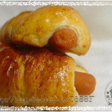 汤种花色面包的做法