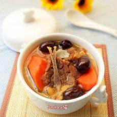 黄芪当归羊肉汤的做法