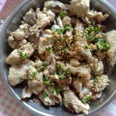 盐焗鸡翅的做法